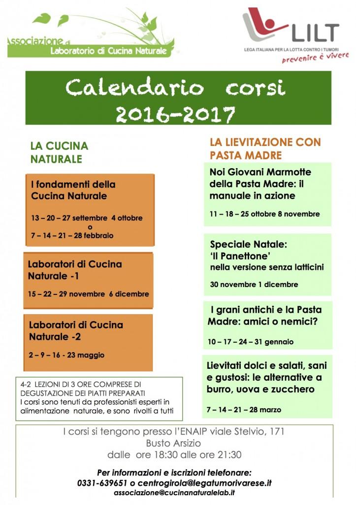 volantino calendario corsi LILT 16-17 def
